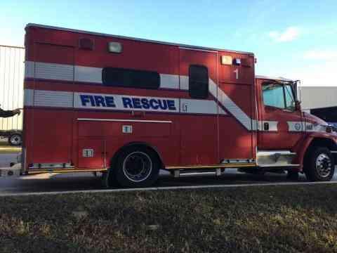 Kme Fire Truck 1992 Emergency Amp Fire Trucks