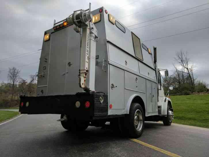 Freightliner Fl60 2000 Utility Service Trucks