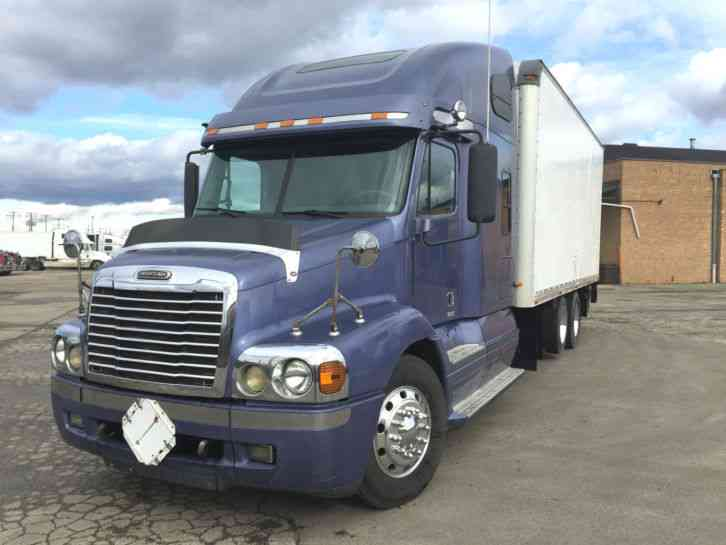 Hot Shot Trucks With Sleepers For Sale >> FREIGHTLINER CENTURY CLASS (2000) : Heavy Duty Trucks