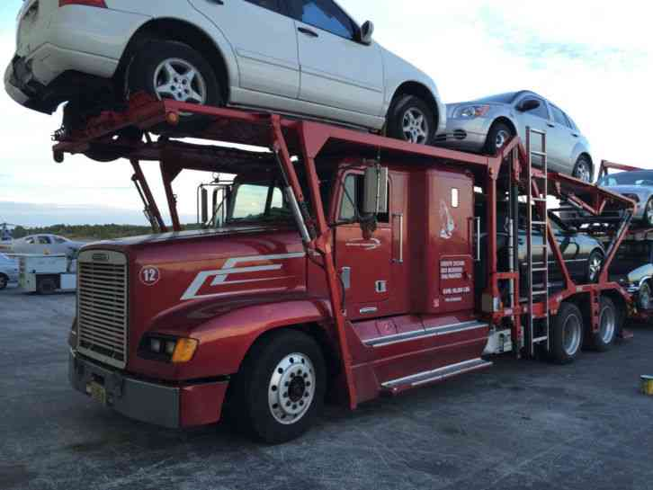 Freightliner (2000) : Sleeper Semi Trucks