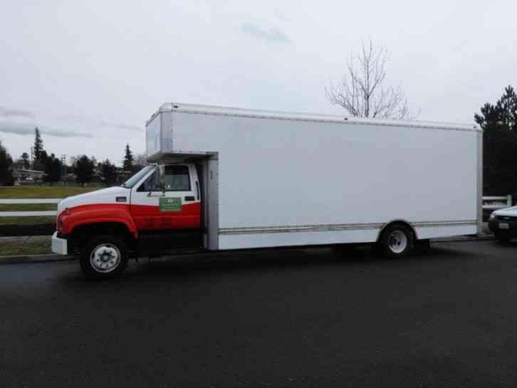 GMC (2000) : Van / Box Trucks