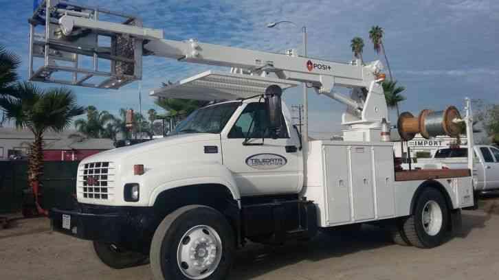 Gmc C 7500 2000 Bucket Boom Trucks