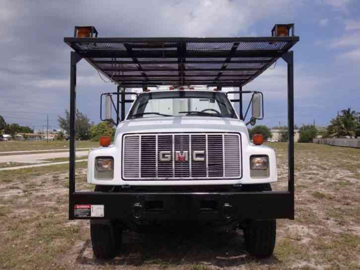 Gmc C7500 Chipper Dump Truck 2000 Heavy Duty Trucks