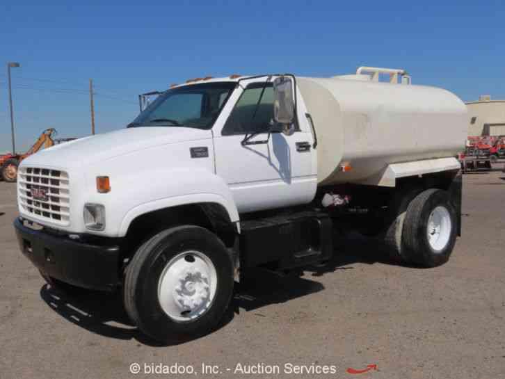 Heavy Truck Pto : Gmc c  heavy duty trucks