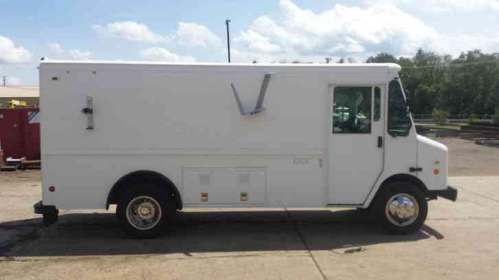 Gmc 2000 Van Box Trucks