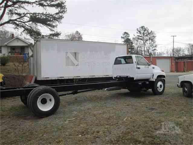 GMC TOPKICK C6500 (2000) : Medium Trucks