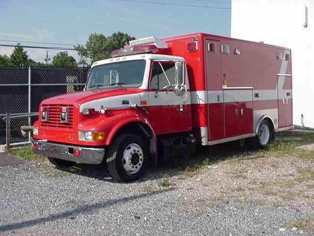 International  1970    Emergency  U0026 Fire Trucks