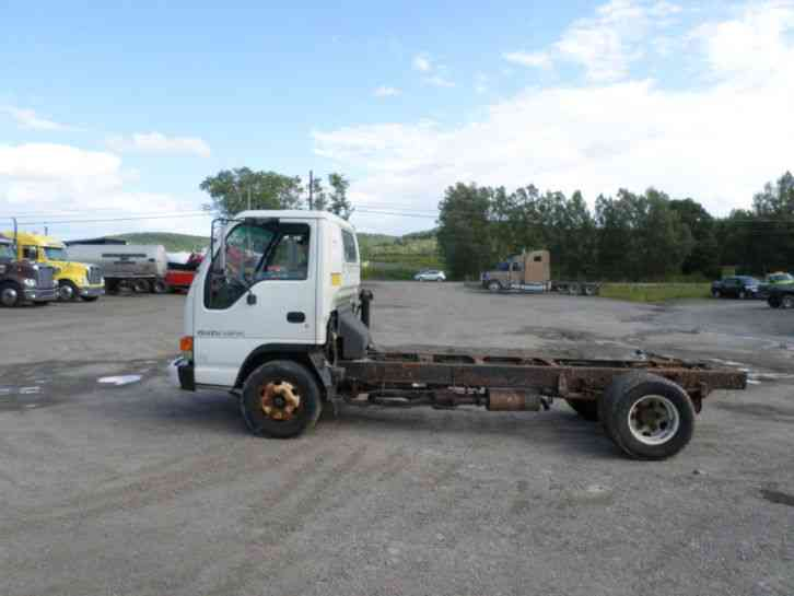 Click Image To Enlarge. More Isuzu Duty Trucks. 2000 Isuzu NPR ...