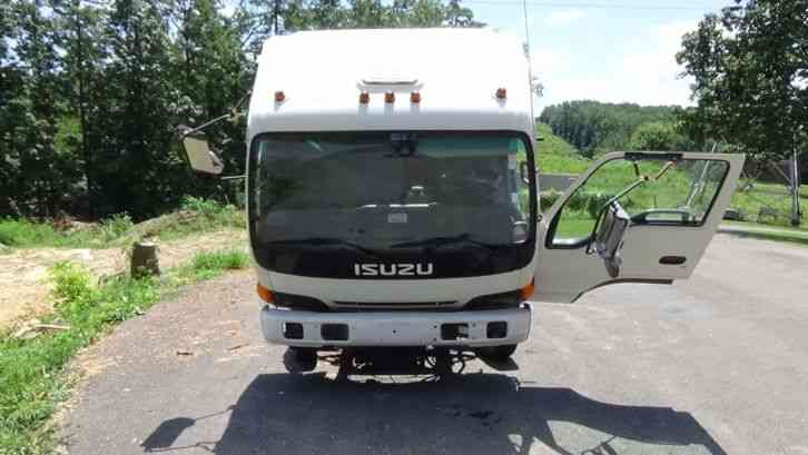 Moving Truck Companies >> Isuzu Isuzu NPR HD (2000) : Medium Trucks