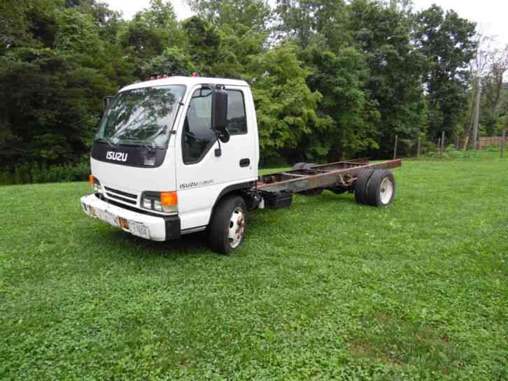 isuzu nqr (2000) : van / box trucks