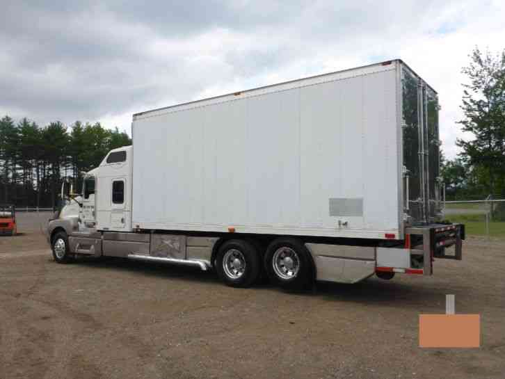 Kenworth T600 2000 Heavy Duty Trucks