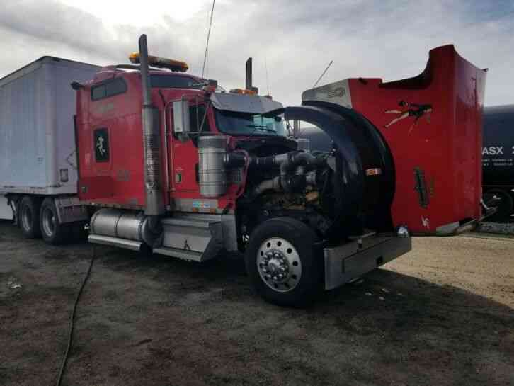 Kenworth W900 2000 Sleeper Semi Trucks