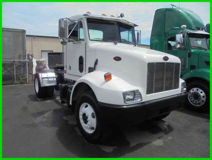 Peterbilt 330 2000 Daycab Semi Trucks