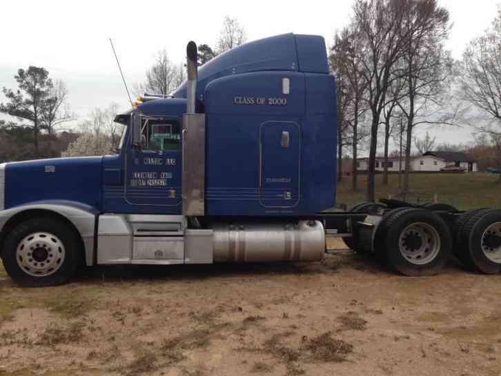 Peterbilt 377 2000 Sleeper Semi Trucks