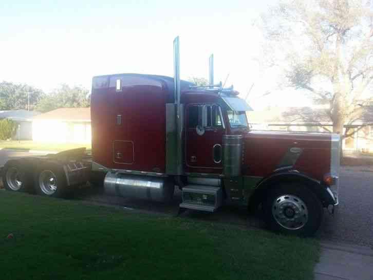 Peterbilt 379 2000 Sleeper Semi Trucks