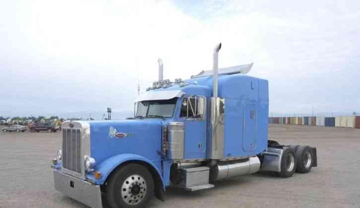Peterbilt  1998    Sleeper Semi Trucks