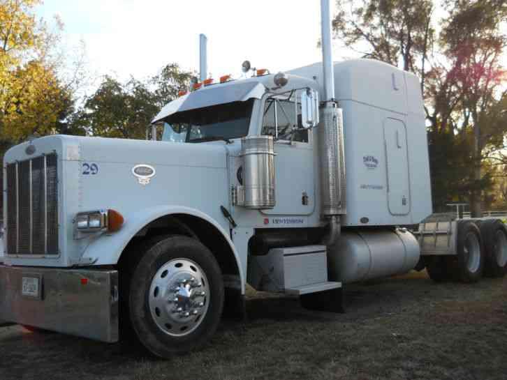 Peterbilt 379 Exhd  2000    Sleeper Semi Trucks