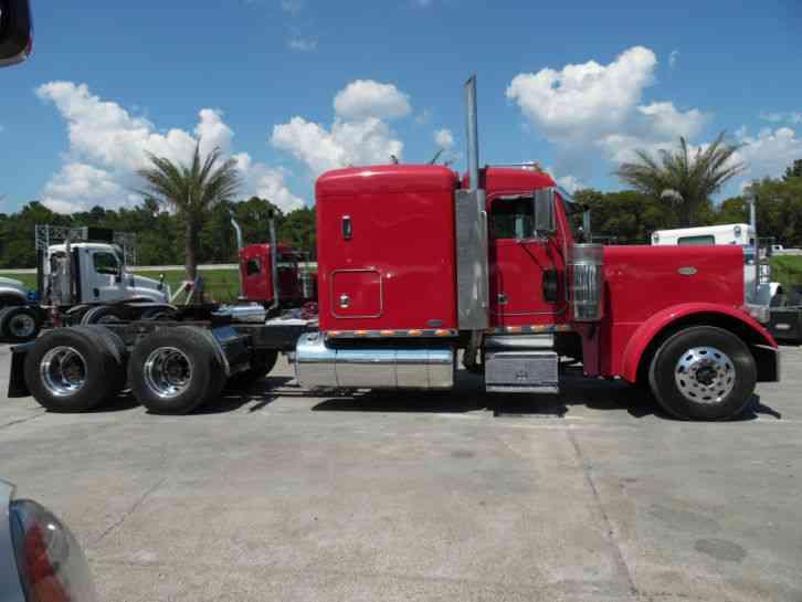 Peterbilt 379 Extended Hood (2000) : Sleeper Semi Trucks