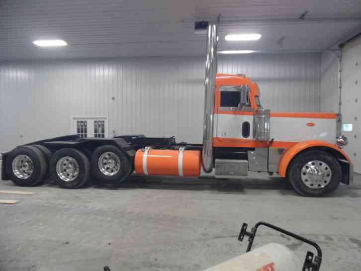 Peterbilt 379 (2000) : Daycab Semi Trucks