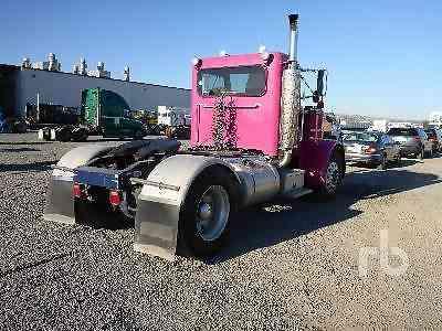 Peterbilt 379 Single Axle For Sale >> Peterbilt 379 (2000) : Daycab Semi Trucks