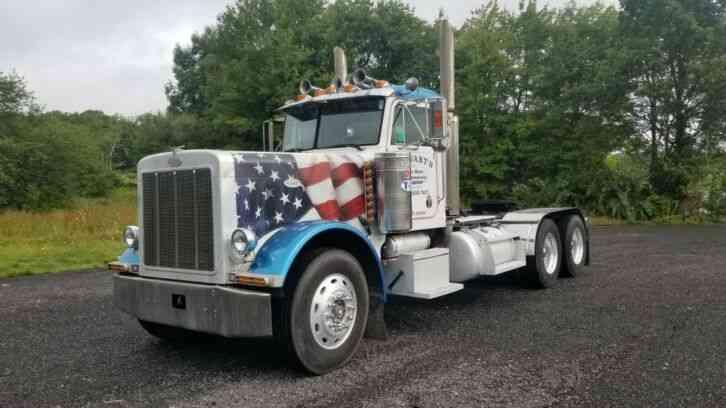 Peterbilt 379  2000    Daycab Semi Trucks