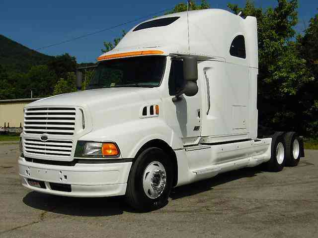 Used Trucks For Sale In Va >> Sterling SILVER STAR (2000) : Sleeper Semi Trucks