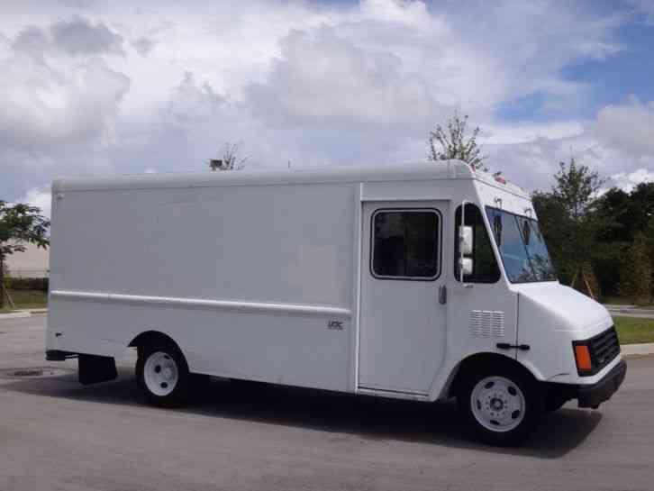 P30 Step Van For Sale >> Workhorse P30 (2000) : Van / Box Trucks