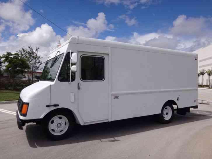 Workhorse P30 (2000) : Van / Box Trucks