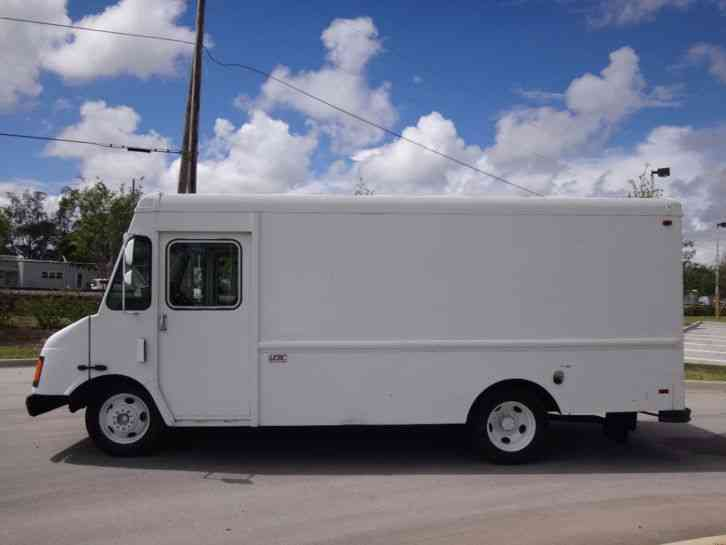 Florida Truck Sales >> Workhorse P30 Forward Control Step Van (2000) : Van / Box Trucks