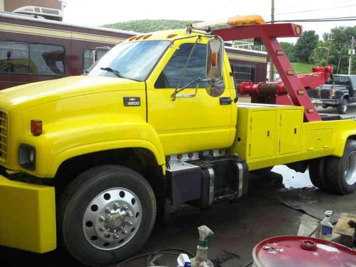 Chevrolet 6500 (2001) : Wreckers
