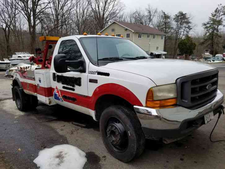 Ford F-550 (2001)