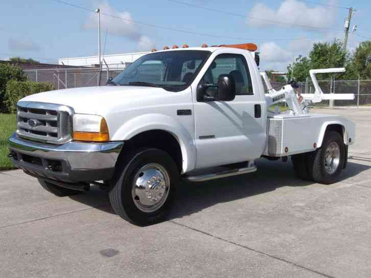 Ford F-450 (2001) : Wreckers
