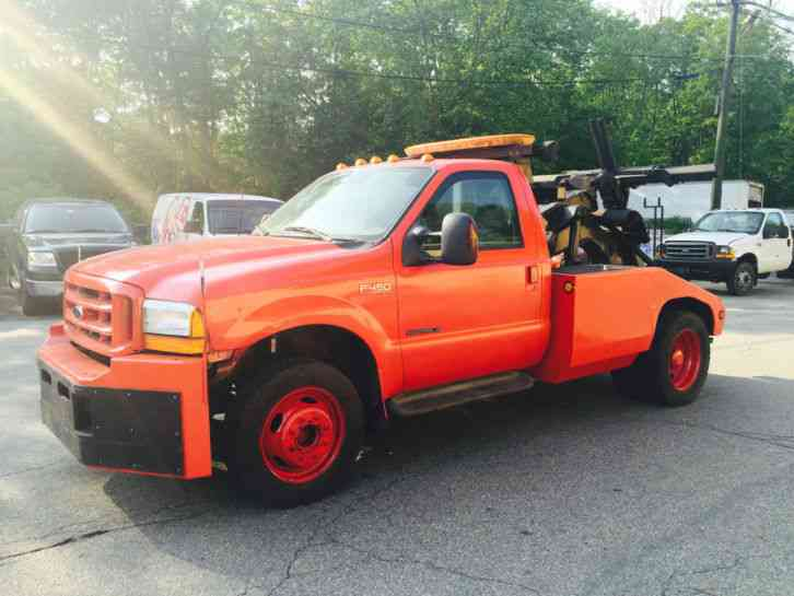 Ford F 450 2001 Wreckers