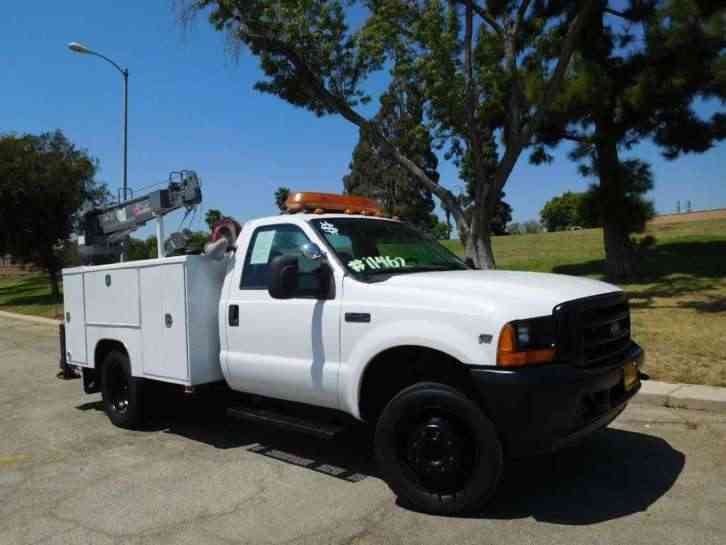 Ford F450 (2001)