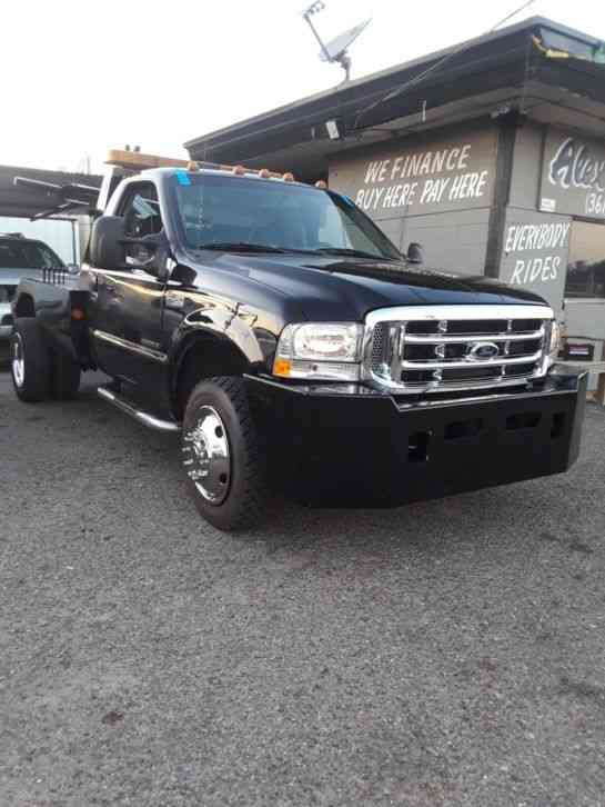 Ford F-450 (2001)