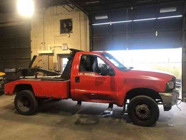 Ford F450 Wrecker (2001)