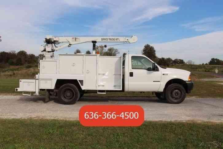 Ford F650 (1997) : Utility / Service Trucks