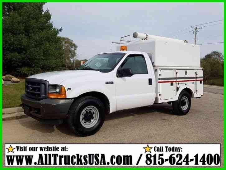 2001 ford f250 5.4
