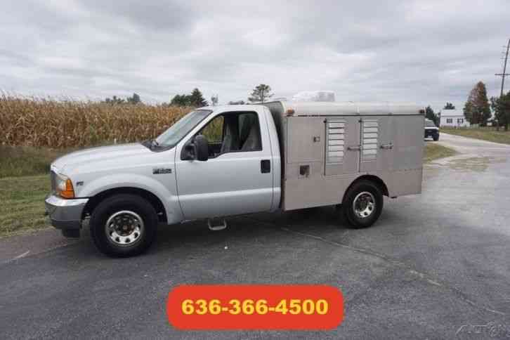 Ford F250 (2001)