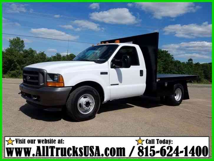 Ford F350 (2001)