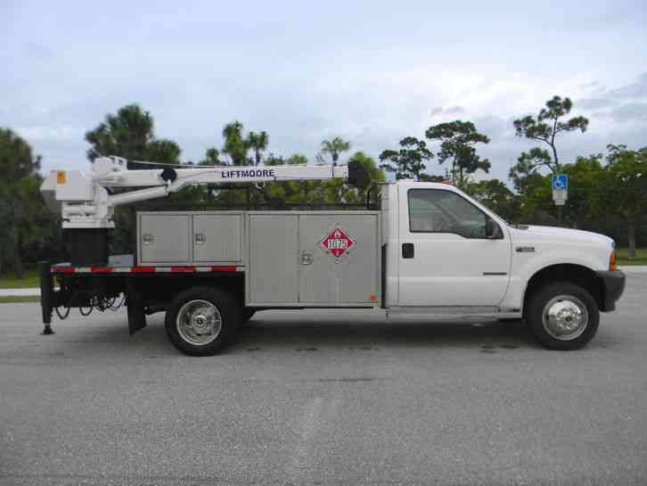 Ford F550 Superduty (2001) : Utility / Service Trucks
