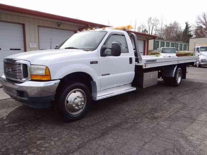 Ford (2001) : Flatbeds & Rollbacks