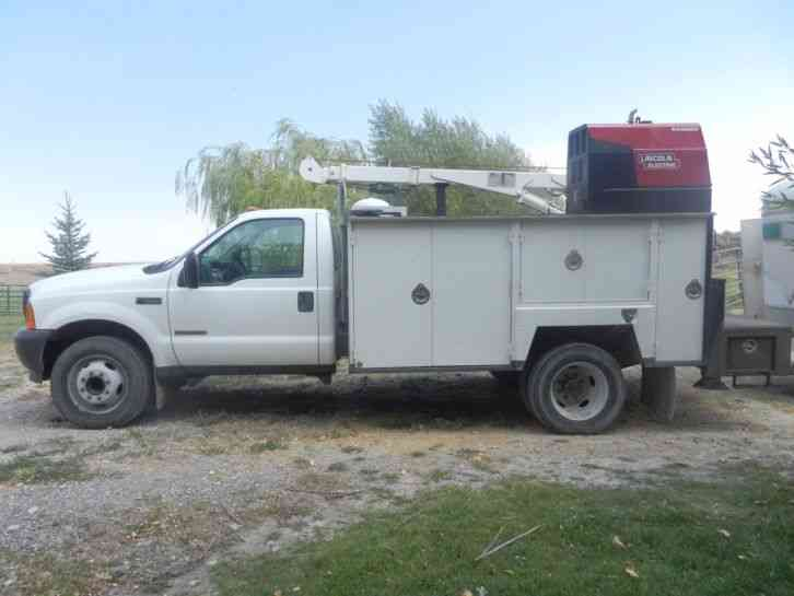 Ford F550 (2001)