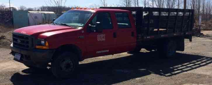Ford F 550 For Sale >> Ford F550 SUPER DUTY (2001) : Commercial Pickups