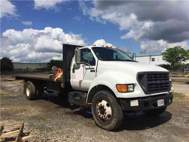 Ford F650 FLATBED XL (2001)
