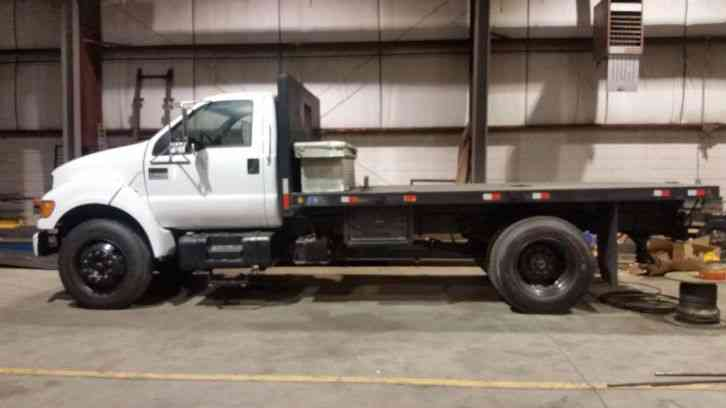 Ford F750 (2001)