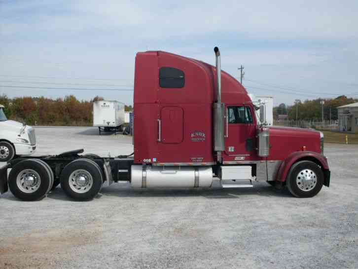 Freightliner Classic For Sale By Owner >> FREIGHTLINER CLASSIC XL (2001) : Sleeper Semi Trucks