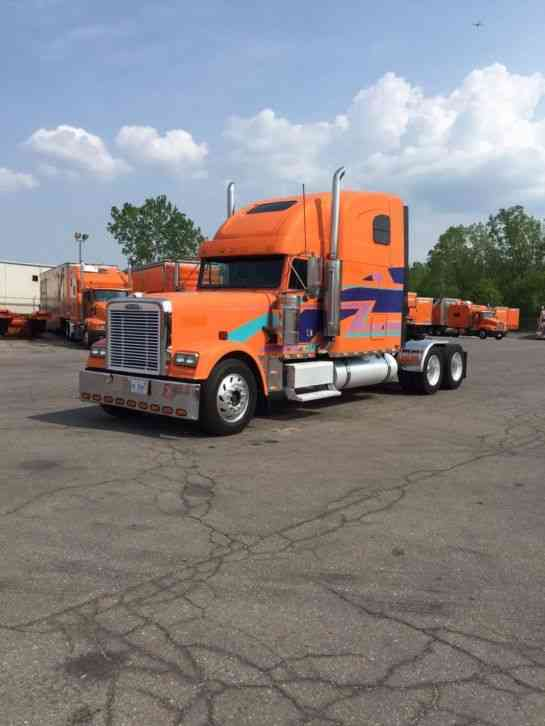 Freightliner Classic For Sale By Owner >> Freightliner (2001) : Heavy Duty Trucks