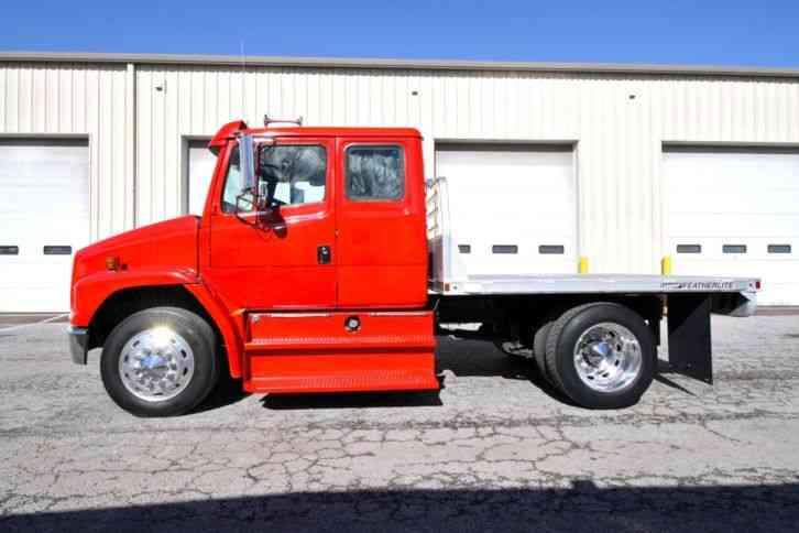 Freightliner Fl70 2001 Medium Trucks