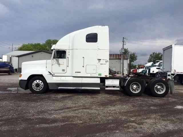 Freightliner Trucks For Sale >> FREIGHTLINER FLD120 (2001) : Sleeper Semi Trucks
